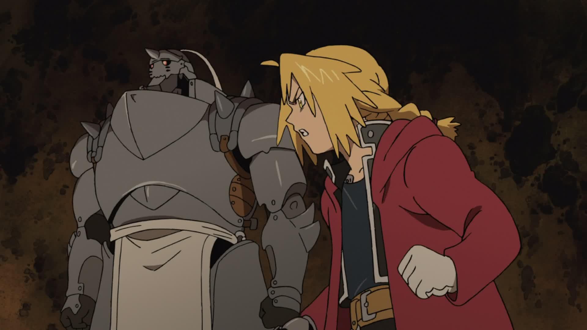 Fullmetal Alchemist Brotherhood - The Sacred Star Of Milos